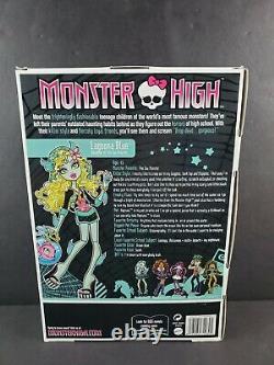 Monster High Doll 2010 Signature 1st Wave Lagoona Blue Original P2673 RARE NEW