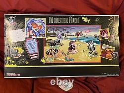 Monster High Gloom Beach 5 Pack Cleo Draculaura Ghoulia Clawdeen Frankie