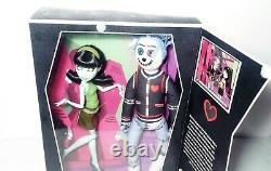 Monster High SDCC Exclusive Scarah Screams And Hoodude Voodoo Dolls Mattel NEW