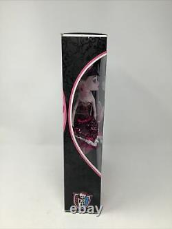 Monster High Sweet 1600 Draculaura Doll Retired Rare NIB