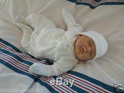 NEWBORN BOY / GIRL Realistic Reborn Baby Doll UK Artist Child Birthday Xmas Gift