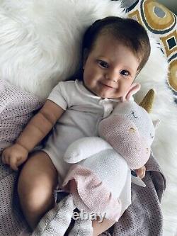 Reborn Baby Girl (Maddie By Bonnie Brown)