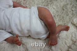 Reborn Baby Heavy Chunky Boy Doll Dalton Outfit Varies Artist 9yrs Sunbeambabies