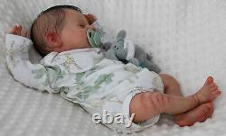 Reborn Baby Realborn Steven Sleeping