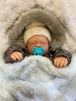 Reborn Baby Stunning Boy Cannon Realborn 3d Scan Of Real Baby