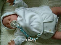Reborn Doll Newborn Life Like Baby Boy Child Friendly Now A Play Doll Ce Label
