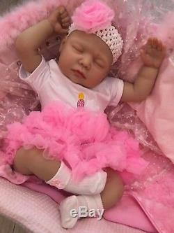Reborn Dolls Cheap Baby Girl Realistic Birthday Princess 22 Newborn Lifelike
