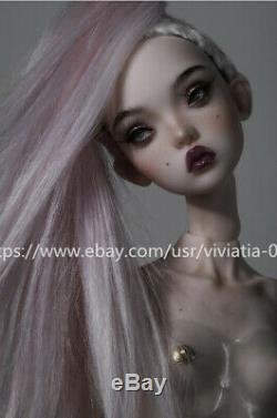 Russia Sisiter Doll Little Owl Doll 1/4 Ball-Jointed Doll Free Face Up Free Eyes