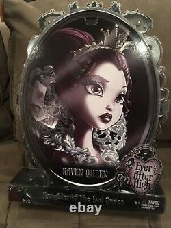 SDCC Comic Con 2015 Mattel Exclusive Ever After Raven Queen Monster High Doll