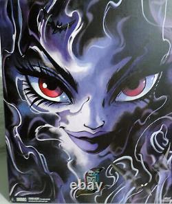 SDCC Monster High Kieran Valentine & Djinni Whisp Grant San Diego Comic Con