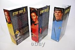 Spock Leonard Nimoy Barbie Star Trek 50th Anniversary Doll Mattel New