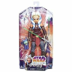 Star Wars Forces of Destiny 11 AHSOKA TANO ACTION FIGURE/DOLL SW Rebels