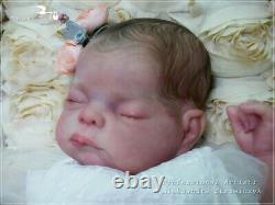Studio-Doll Baby Reborn GIRL MARTHA GRACE by Adrie Stoete SO CUTE BABY