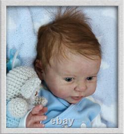 TINKERBELL NURSERY Helen Jalland Reborn Baby Complete solid Ecoflex 20 silicone