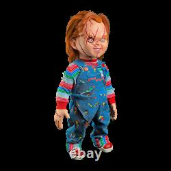 Trick Or Treat Studios Child's Play Movie Seed of Chucky Prop Replica Doll