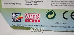 Very Rare 2009 Winx Club Love & Pet Flora & Coco Doll Rainbow New Sealed