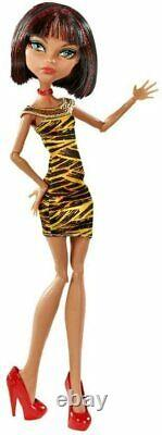 We Are Monster High Student Disembody Doll Set 5 Pack Gilda Goldstag Slo Mo