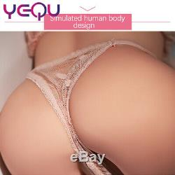 YEQU Sex-Doll-Male-Masturbators-Realistic-Ass-Vagina-Pussy-Toy-For Men Lubricant