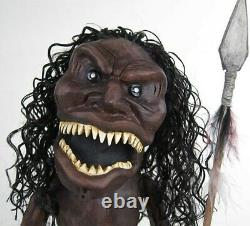 Zuni Warrior Fetish Doll Trilogy of Terror 15 Prop Replica HCG NEW LIMITED