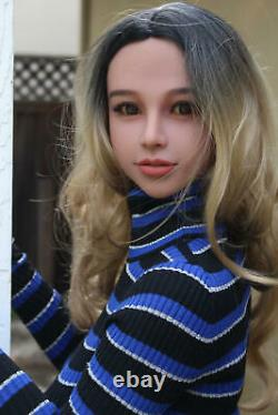 163cm Silicone Sex Doll Tpe Solid Full Body Real Lifelike Love Companion Sex S