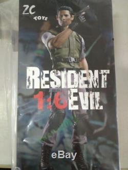 16 Chris Redfield Ensemble Complet Doll Resident Evil Collectables Action Figure Modèle