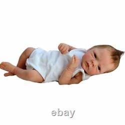 18inch Reborn Baby Dolls Handmade Newborn Doll Full Silicone Body Doll 18inch Reborn Baby Dolls Handmade Newborn Doll Full Silicone Body Doll 18inch Reborn Baby Dolls Handmade Newborn Doll Full Silicone Body Doll 1