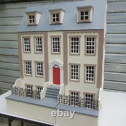 1/12 Échelle Dolls House The Jackson 8 Room Kit Par Dhd Dolls House Direct