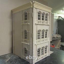 1/12 Échelle Dolls House The Knighton 5 Room House Kit Par Dhd