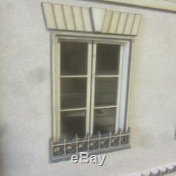 1/12 Échelle Poupées Maison Française Boutique N ° 1 12dhd501