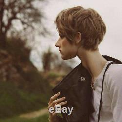 1/3 Bjd Boy Doll Venitu Yeux Libre + Faceup Résine Grand Mâle Bel Homme