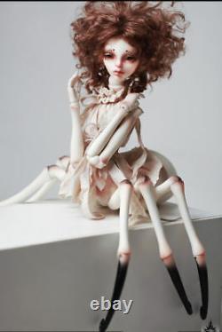 1 / 4 Bjd Doll Sd Elizabeth Chateau Girl Super Dollfie Msd Bjd-human/ Animal Body