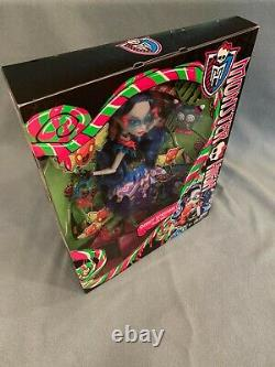 2013 Monster High Sweet Screams Gholia Yelps Poupée Mib