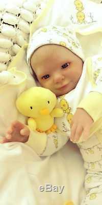 24 Last One Sunbeambabies Donna Rubert Lifelike Tout-petit Bébé Reborn