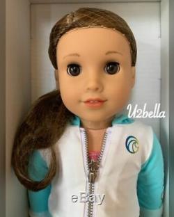 American Girl Doll Joss Et Livre Kendrick 2020 Bonus Surfer Girl Nib Goty