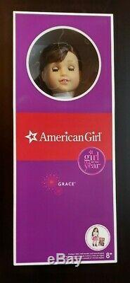 American Girl Grâce Thomas Doll De L'année 2015 18 Neuf Dans La Boîte