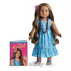 American Girl Kanani Doll Et Livre Nouveau Dans Assuré Expédition Rapide