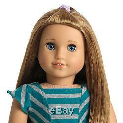 American Girl Mckenna Doll + Livre Jeûne Same Expédition Assuré Retraite