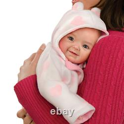 Ashton Drake Ping Lau Lauréat Du Concours Photo 2014 Savana Baby Doll New Nib