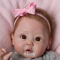 Ashton-drake Cuddly Coo! Poupée Bébé Qui En Fait Coos Interactive Réaliste Nouveau