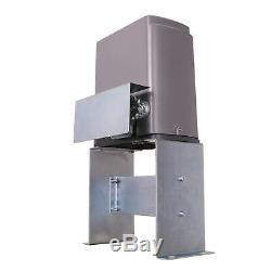 Automatique Grilles Coulissantes Kit Avec Capteur Photocellule Chaîne Allée 1400lbs