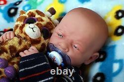 Baby Real Reborn Doll Preemie Berenguer 15 Pouces Newborn Soft Vinyl Life Like