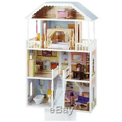 Barbie Dream House Taille Dollhouse Meubles Filles Playhouse Fun Play Maison De Ville