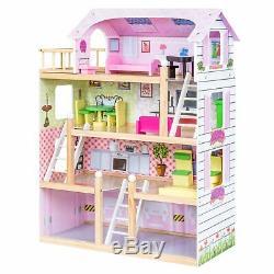 Barbie Dream House Taille Dollhouse Meubles Filles Playhouse Maison Fun Jouer