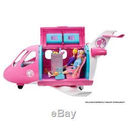 Barbie Dreamplane Playset Avec Dream Plane, Trolley Valise Et Accessoires