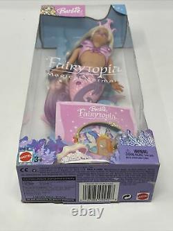 Barbie Fairytopia Magical Sirène 2003 Pink Doll Mattel. Nouveauté Dans La Boîte
