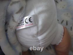 Berceau De Ceri Superbe Nouveau-né Reborn Baby Doll Enfants Bienvenus Contrôlé Ce