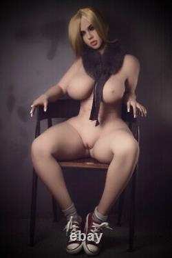 Big Boob Tpe Jouets Pour Adultes Le Corps Avec Skeleton Sex Doll Pour Hommes Tan Peau -3