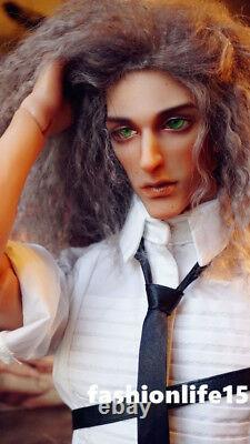 Bjd 1/4 Boy Doll Man Phillippe Yeux Libres +maquillage Du Visage (44cm)