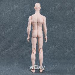 Bjd 1/4 Poupée Homme Boy Résine Nu Body + Random Eyes + Visage + Make Up Cadeaux Gratuits