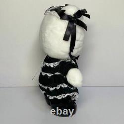 Bonjour Kitty Takemoto Nobara Collaboration Gothic Lolita Doll Peluche Sanrio F/s